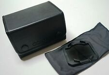 Original CONTAX Leather Hard Case Gradation Filter for Hologon 16/8 G1 G2 Camera
