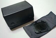 Original CONTAX Leather Hard Case Gradation Filter for Hologon 16/8 G1 G2 Camera