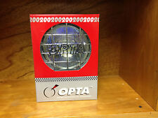 """ONE SINGLE 6"""" OFF ROAD ALL CHROME HALOGEN  LAMP  WITH STONE GUARD OP-200"""