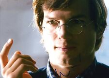 Ashton Kutcher signed Jobs 8x10 photo @ Photo Proof @@ Two and a Half man