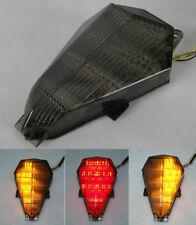 Tail Brake Turn Signals Integrated Led Smoke Light For 2006-2007 YAMAHA YZF R6