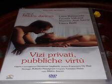 Vizi Privati, Pubbliche Virtu'  Dvd ..... Nuovo