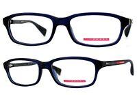 Prada  Damen Brillenfassung   VPS02D 52mm IAW-1O1 schwarz  /383