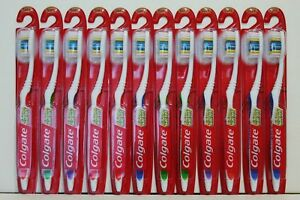 12 Pack Colgate Toothbrush SOFT Full Head Extra Clean