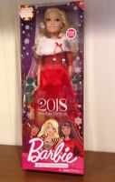 """Brand New BARBIE 28"""" Best Fashion Friends 2018 HOLIDAY EDITION Articulated Arms"""