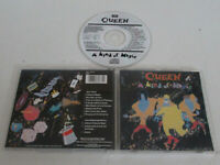 Queen ‎– A Kind Of Magic / Emi - Cdp 7 46267 2 Album CD