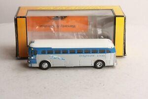 MTH 30-50040 Greyhound - Miami Die-Cast Bus EX/Box
