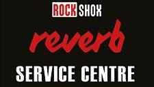ROCKSHOX REVERB SEATPOST SERVICE
