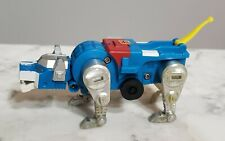 Vintage 1984 Voltron LJN Lion Force Blue Lion #4 Pull Back