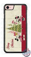 Mickey Mouse Vintage Christmas Phone Case Cover for iPhone 11 Pro Samsung LG etc