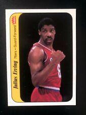 """1986 Fleer Julius """"Dr J"""" Erving Sticker #5"""