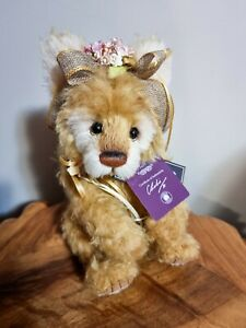 Amelia Rose Isabelle Lee Collectable Charlie Bear Number 244 of 250 Rare 2021