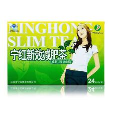 Ning Hong Ninghong Herbal Slimming Diet Tea 72g with 24 bags * 10