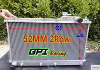Aluminum Radiator for MAZDA MIATA MX5 MX-5 1.6L & 1.8L 1990-1997 Manual