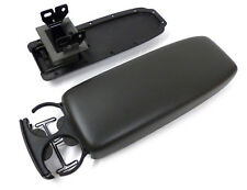 SET (2) OEM Ford Explorer Sport Trac Center Console Arm Rest Pad Cover & Hinge