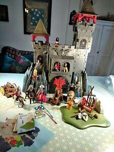 Playmobil 3269 Rock Castle (Dragon Theme Medieval Castle) + 5168