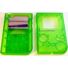 Clear Green Nintendo GameBoy Original DMG-01 Replacement Shell/Housing + Tools