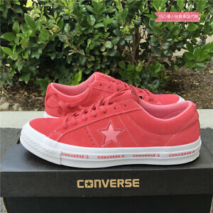 CONVERSE ONE STAR OX MEN'S CLASSIC LOW-TOP CASUAL SNEAKER 161574C/ 159815C