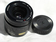 MINOLTA AF 35-80mm F 4-5.6 Lens for MINOLTA MAXXUM , SONY ALPHA  SN19314477