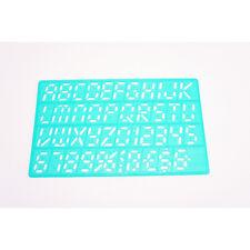 LInex Lettering Template - Digital 20mm