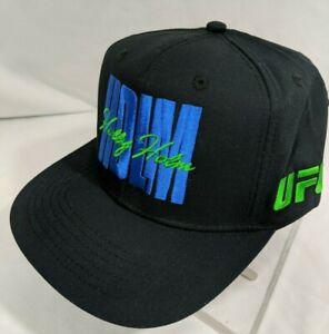 UFC Holly Holm Hat Reebok Adjustable Cap - Adult Fighter Flat Brim Snapback