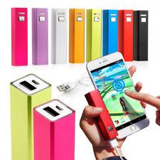 Cargadores, bases y docks cargador portátil Universal para teléfonos móviles y PDAs Universal