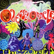 The Zombies Odessey & Oracle Vinyl LP Picture Record Care of Cell Rose For Emily