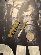 Mini Times US Navy Seal Team Six M008 Knife & Sheath loose 1/6th scale