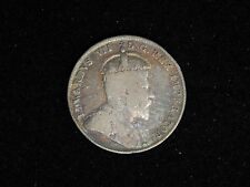 1902-H Canada 10 Cents - Silver