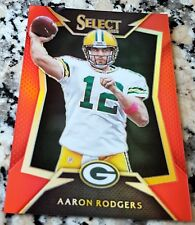 AARON RODGERS 2014 SELECT Prizm RED GOLD SP /99 Green Bay Packers Superbowl MVP