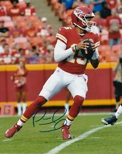 PATRICK MAHOMES Kansas City Chiefs - Autographed 8x10 Signed Photo Reprint