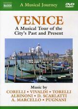 Musical Journey: Venice Tour City's Past & Present [New DVD]