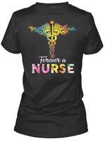 Long-lasting Awesome Nurse - Forever A Gildan Women's Gildan Women's Tee T-Shirt