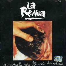 LA RENGA : Donde Me Llevlvida CD
