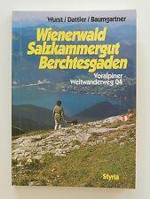 Wienerwald Salzkammergut Berchtesgaden Voralpiner Weitwanderweg 04 Wurt Dattler