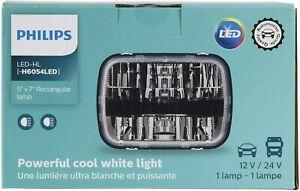 Philips Automotive Lighting H6054LED LED Integral Beam, Universal Plug and Play