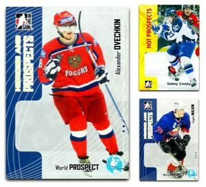 2005-06 ITG Heroes & Prospects Series TWO **** PICK YOUR CARD **** From The SET