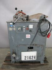 Albeko Hydraulik Schuhmacher-Maschine Schuhmaschine Stanze Presse #21624