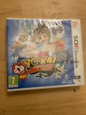 Yo-Kai Watch Video Game (2016, Nintendo 3DS) New & Sealed