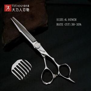 Professional Hair Texturising Scissors 35% - High End Barber Thinner Scissors