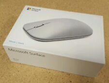 Microsoft Surface Mouse for Surface Pro X, 7 Pro 6, Pro 5, Pro 4,Book - Platinum