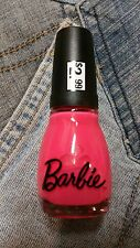 Barbie Little Pink Dress Nail Polish Lacquer Walgreens Limited Edition Exclusive