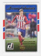 2016 Donruss Accomplishments #2 Fernando Torres