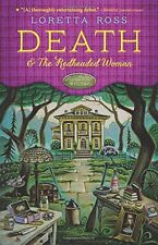 Death & the Redheaded Woman (An Auction Block Mystery) by Loretta Ross
