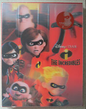 The Incredibles Blu-Ray Steelbook [KimchiDVD] Exclusive Lenticular Slip B1 #0021