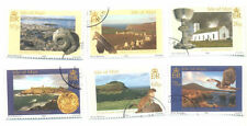 Birds Used Great Britain Regional Stamp Issues