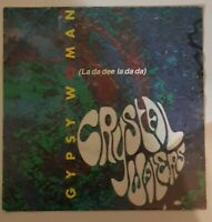 "Crystal Waters - Gypsy Woman Schallplatte 7""   Vinyl Musik Pop Audio Single"