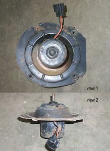 A/C-Heat Blower Motor 1975 1976 1977 1978 1979 1980 Ford Granada/Mercury Monarch