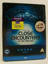 STEELBOOK Close Encounters of the Third Kind New Region All