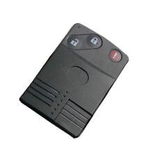 Smart Card Remote Key Shell Case Fit for MAZDA M5 M6 CX-7 CX-9  Miata 3 Buttons